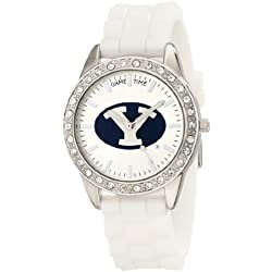 """Game Time Damen COL-FRO-BYU """"Frost"""" Armbanduhr - Brigham Young"""