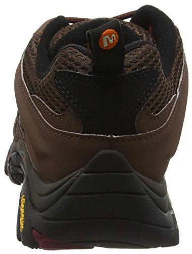 Merrell Moab Gore-Tex, Chaussures de Randonnée Basses Homme Marron (Potting Soil)