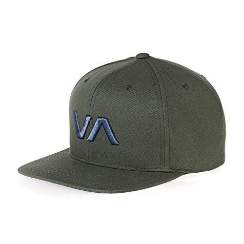 RVCA Va Snapback II Cap One Size Army Green - Baseball Rvca