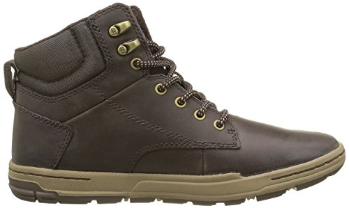 Caterpillar Colfax Mid, Sneakers Hautes Homme Brun (Guinness)