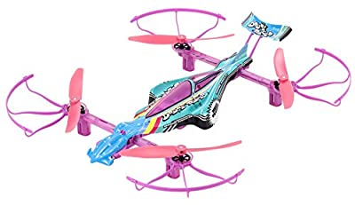 Kyosho Airplanes Rtf Racing Drone, Pastel Rainbow by Kyosho Corporation of America