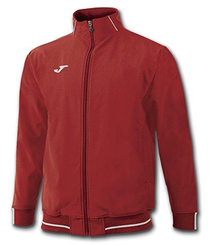 Joma Winter Campus, Unisex Adult Sweatshirt, Jumper, 100532.600, red, XX-Large