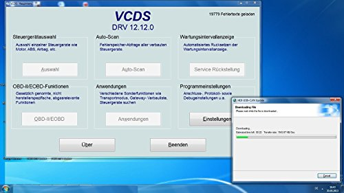 Preisvergleich Produktbild ORIGINAL VCDS Diagnosetechnik VAG-COM Diagnosesystem VCDSpro Basiskit Geeignet für alle Fahrzeuge mit OBD II Buchse