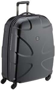 TITAN Suitcase, Koffer X2 Shark Skin, 54 cm, 38.0 Liters, black  shark skin schwarz, 80840316-01