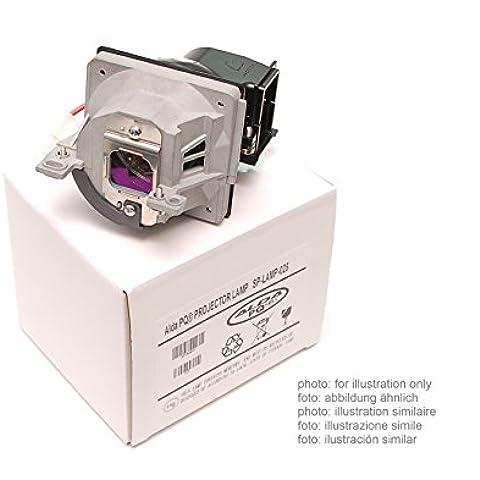Alda PQ Original, Lámpara de proyector / repuesto para DIGITAL PROJECTION HIGHlite Cine 660 Proyectores, lámpara de marca con PRO-G6s caja /