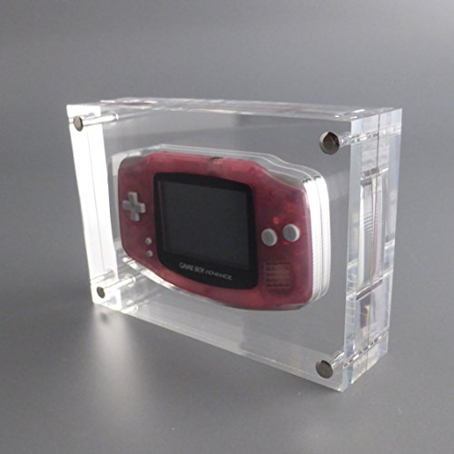 Nintendo Gameboy® Advanced Case Acrylglas Block