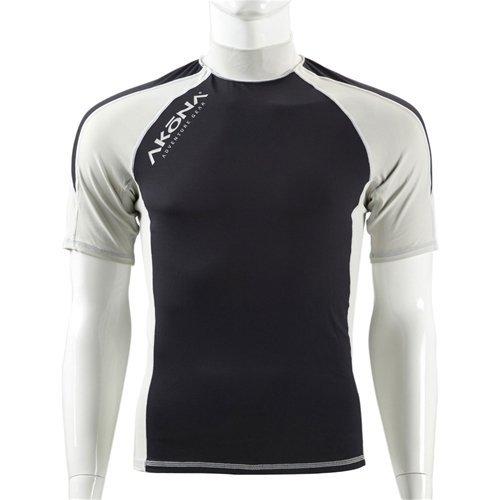 akona-50-uv-protection-short-sleeve-rash-guard-black-large-by-akona-by-sherwood