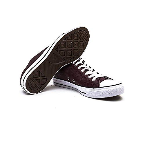 Converse  Chuck Taylor All Star Mono Ox,  Sneaker unisex adulto Deep Bordeaux