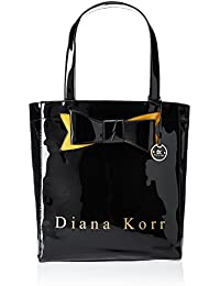 Diana Korr Women's Shoulder Bag (Black) (DK43HBLK)