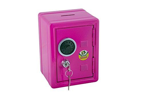 Jolly 9920-0004-Hucha caja fuerte imitación
