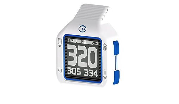 Golfbuddy Ct2 Gps Entfernungsmesser : Golfbuddy ct gps entfernungsmesser weiß blau amazon sport