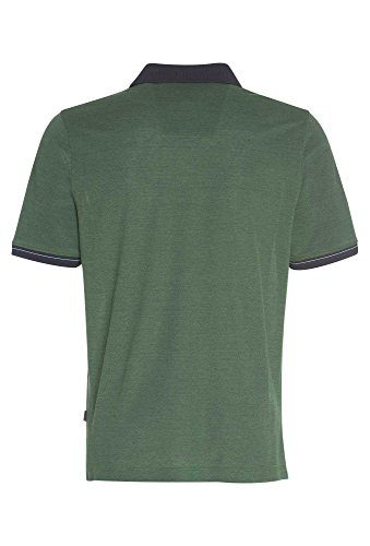PAUL R.SMITH Exklusives Poloshirt in vielen Farben, Herren Polo-Pique,T-Shirt,Herren-Shirt,Polo-Shirt,Kurzarm Grün