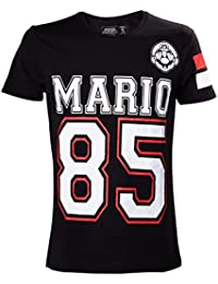 Nintendo Official T Shirt 64 Game Super Mario 85 Streetwear All Sizes