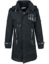 Manteau Eclusion Coat Vixxsin Eclusion Vixxsin Eclusion Noir Coat Manteau Vixxsin Noir FAfqRz