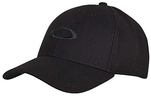 Oakley Golf Ellipse Hat Casquette Homme, Black, FR Unique (Taille Fabricant : U)