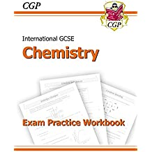 Edexcel Certificate / International GCSE Chemistry Exam Practice Workbook with Answers (A*-G course)