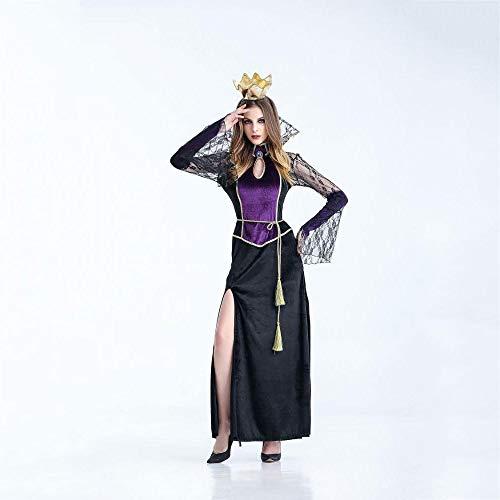 Olydmsky costumi da donna di halloween halloween vampiro conte costume cosplay costume da regina sposa fantasma