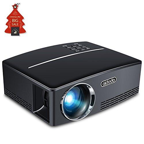 Vidéoprojecteur, TOQIBO HD 1080P 1800 Lumens Led...