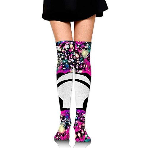456b65f98 Best J High Elasticity Girl Cotton Knee High Socks Uniform Panda Dream Women  Tube Socks
