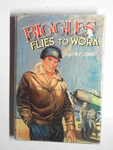 Biggles flies to work, some unusual cases of Biggles and his Air Police
