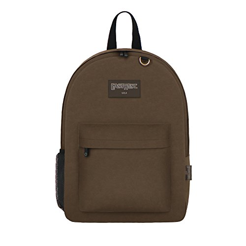 East West U.S.A Simple Student School Book Bag