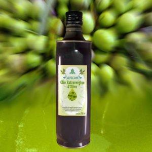 6 x 0.75 l - olio extravergine di oliva sardo