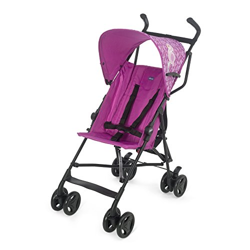 Chicco 05079558810000 Snappy Passeggino, Viola, Miss Pink