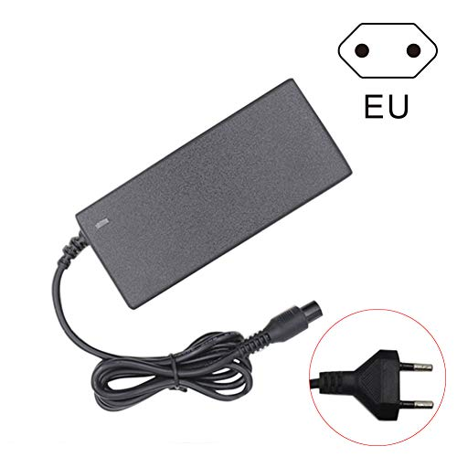 Dxlta Electric Scooter Battery Charge Adapter 42V 2A for Xiaomi Mijia M365 Skateboard
