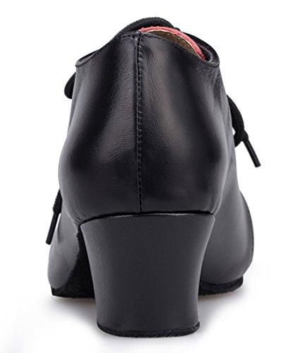 TDA - Sandali con Zeppa donna 4.5cm Heel Black