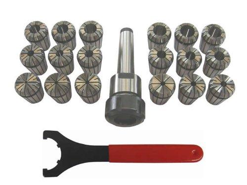 PAULIMOT ER32-Spannzangen-Set 2-20 mm MK2 / M10 im Alu-Koffer