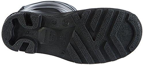 Dunlop 142pp Protom. S5 Zwart 45, Bottes Mixte adulte Noir (schwarz(zwart) 00)