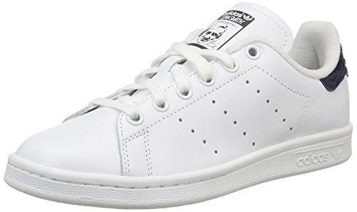 Adidas Azul Zapatillas MujerColor Stan Smith Blanco W Para mwvN8On0