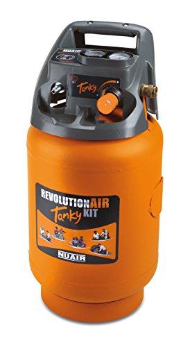 RevolutionAIR Tanky Ricevitore d'aria, Arancione