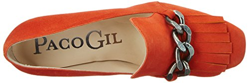 Paco Gil P3084, Pumps  Femme Orange (BRICK)