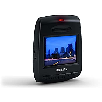 Philips ADR81BLX1 Autokamera Dashcam ADR 810: Amazon.de: Auto