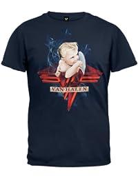 Old Glory - Van Halen - Mens Smoking T-shirt