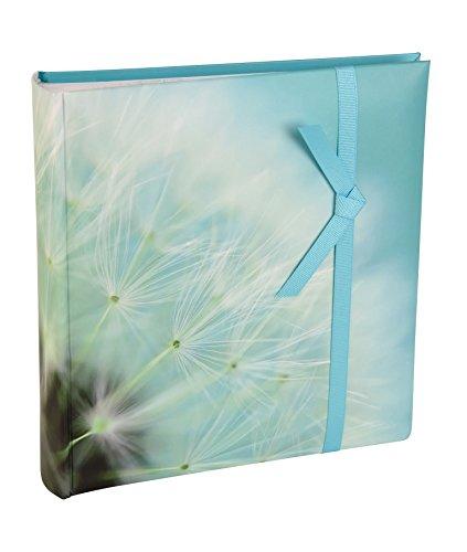 Kenro Floral Serie Pampas Gras Design Memo Foto Album zu Halten 200phtotos 15,2x 10,2cm/10x 15cm-flow201tq (Memo Album Foto)