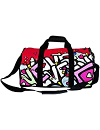 0487cd41de62 BONNE Travel Sport Bag Polyester 32 cms Multi-Colour Softsided Travel Duffle
