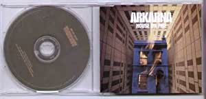 ARKARNA - HOUSE ON FIRE - CD (not vinyl)