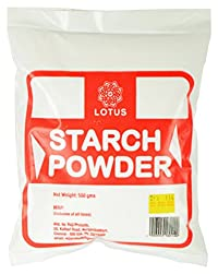 Lotus Starch Powder, 500 grams