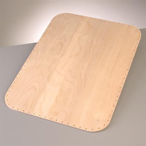 Boden für Peddigrohr, Korbflechtboden 45 x 33 cm