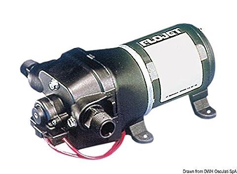 FLOJET Automatik-Wasserpumpe mit Druckschalter 12/24 V (24V)