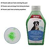 Auoker Hundeabwehrspray, natürliches Haustier-Korrektur-Spray für Hunde, Haustier-Abschreckspray, Bewegungsaktivierung für Möbel, Pflanzen, Teppiche, alkoholfrei, ungiftig, für Hunde und Katzen, 250 g
