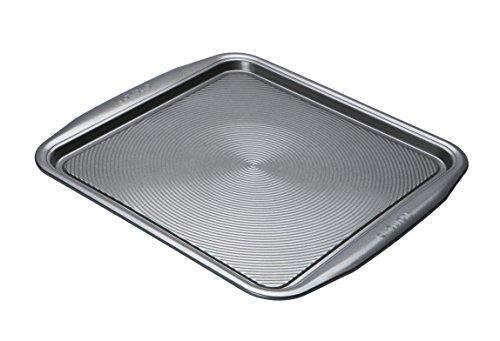 Circulon Momentum Bakeware Carbon Steel 37 cm x 34 cm Non-Stick Square Oven Tray - Grey