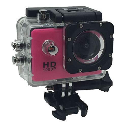 Coco Digital Action Camera -30 Meter Wasserdichte Sport Kamera Cam Kamera - 2 Zoll TFT LCD - 150 Grad Weitwinkelobjektiv und Helmzubehör-Kit Vivitar Digital Cam