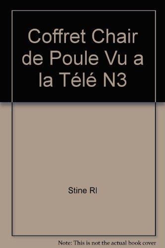 Coffret Chair de Poule Vu a la Télé N3