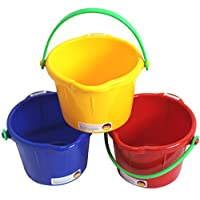 Spielstabil Sand Bucket (Small) Assorted Colours