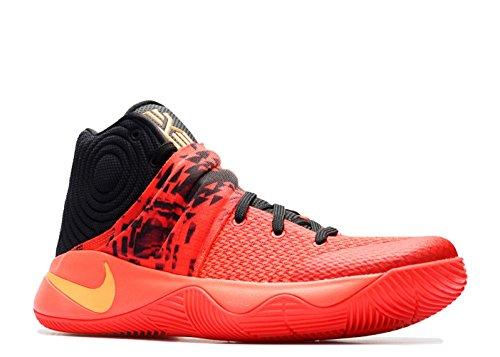 scarpe kyrie uomo arancione