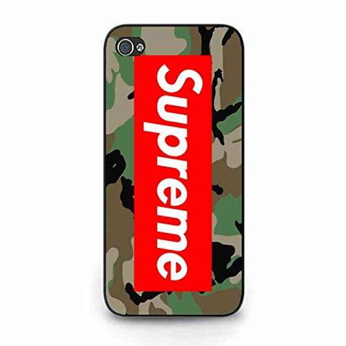 Supreme Logo Phone Cover,IPhone 5c Custodia Cover,Supreme Brand Logo Protective Phone Cover Custodi
