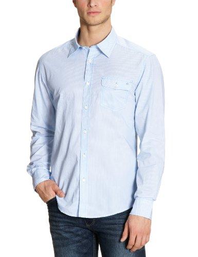 MEXX Herren Freizeithemd H5RE4411 Blau (435)
